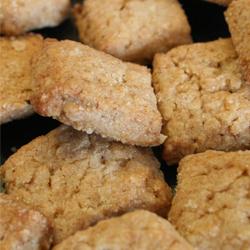 ファイバーレモンクッキー
